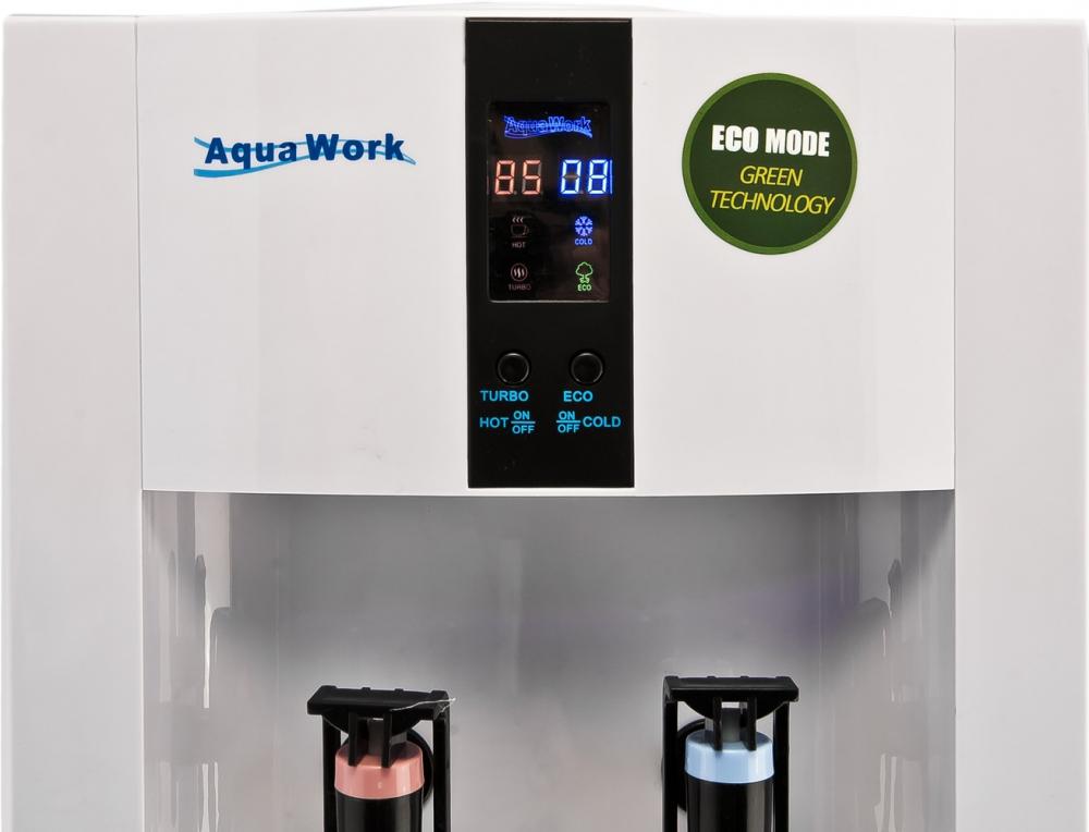 Кулер для воды Aqua Work 16-LD/EN-ST белый - 5