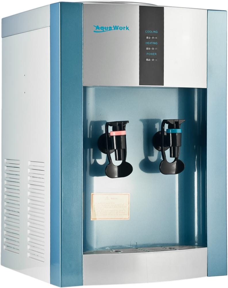 Кулер для воды Aqua Work 16-TD/EN синий - 1
