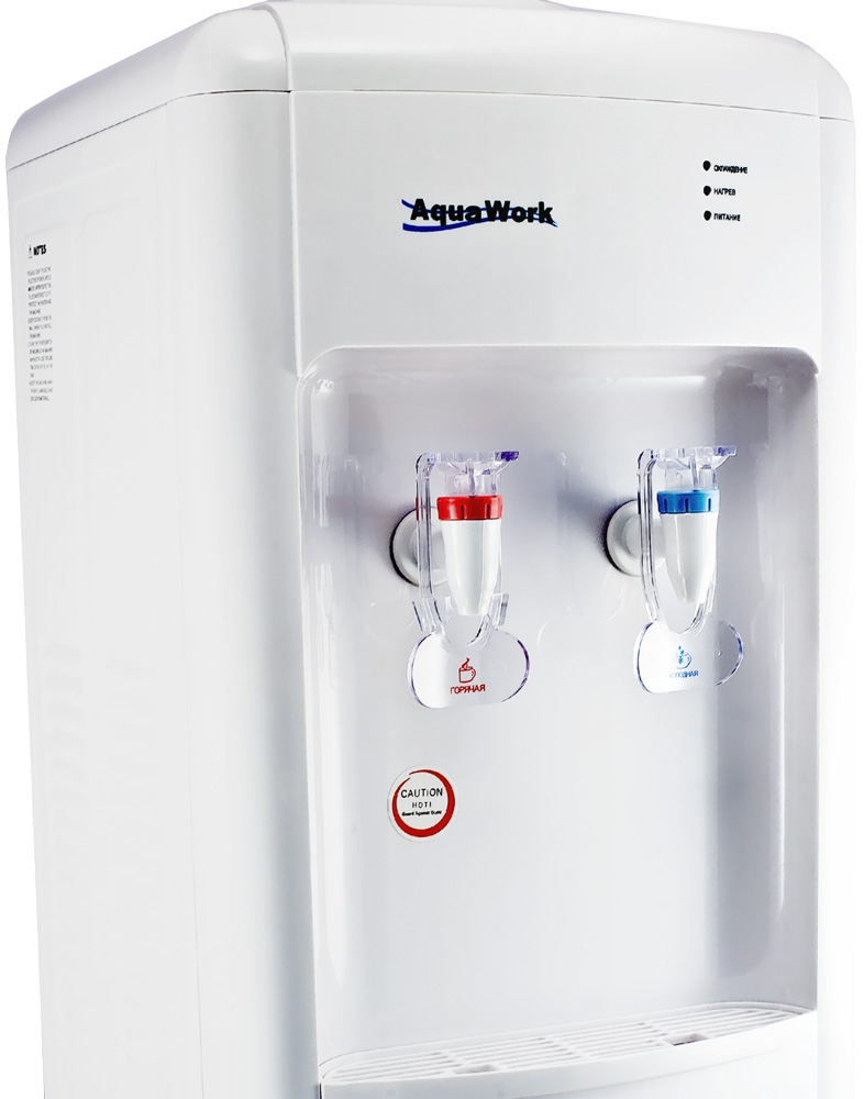 Кулер для воды Aqua Work 16-L белый - 3