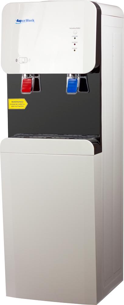 Кулер для воды Aqua Work 105-LD белый - 3
