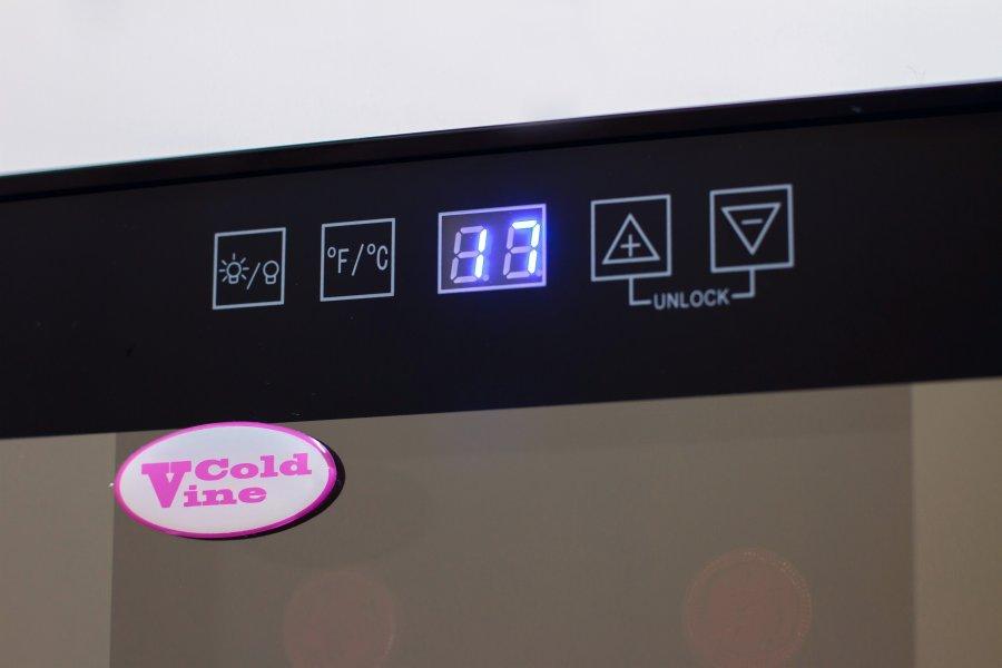 Винный шкаф Cold Vine BCW-25C - 5