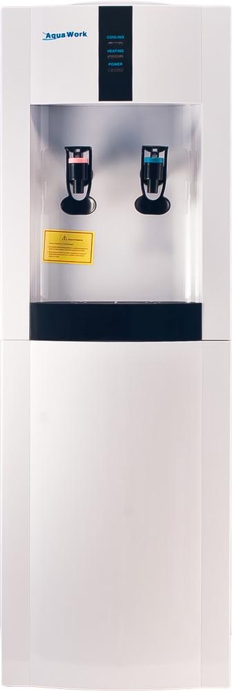 Кулер для воды Aqua Work 16-L/EN белый - 6