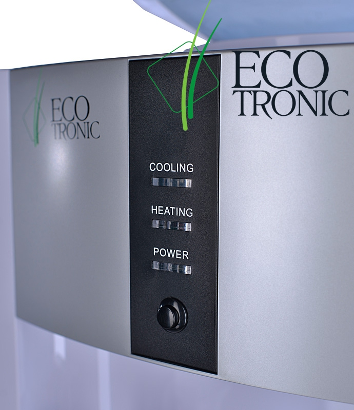 Кулер Ecotronic H1-L CARBO White - 3