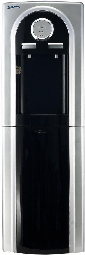 Кулер для воды Aqua Work 37-LD черный - 2