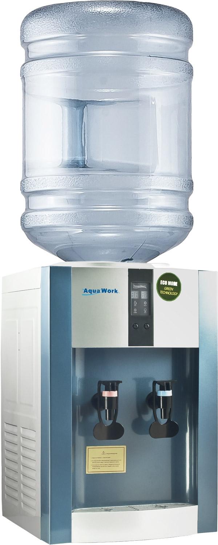 Кулер для воды Aqua Work 16-T/EN-ST синий - 5