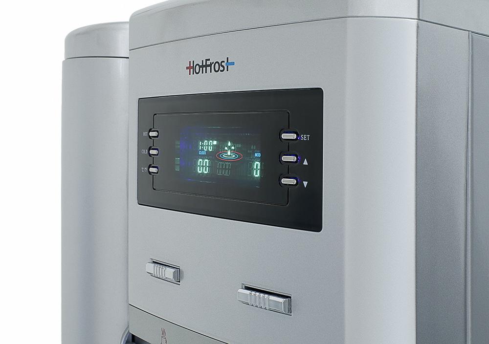 Кулер для воды с холодильником  HotFrost V205BST - 4