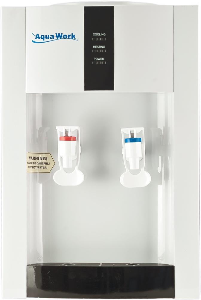 Кулер для воды Aqua Work 16-TD/EN белый - 3