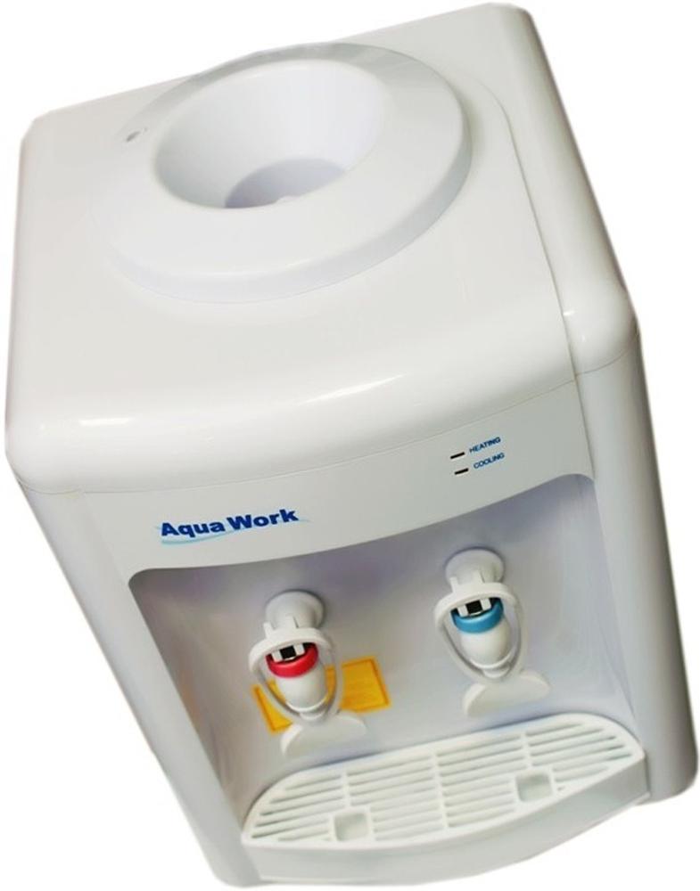 Кулер для воды Aqua Work 36-TKN белый - 4