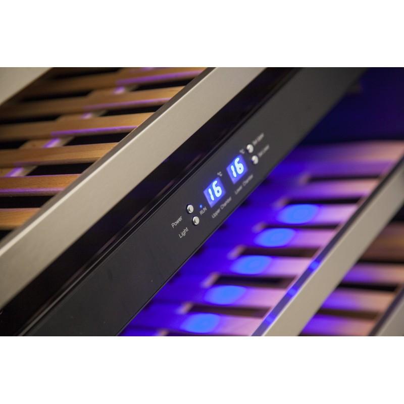 Винный шкаф Cold Vine C154-KBT2 - 1