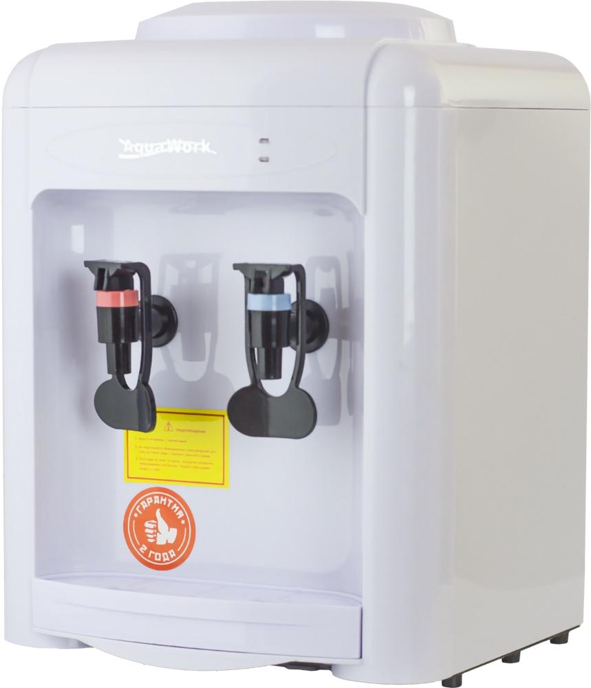 Кулер для воды Aqua Work 0.7-TD белый - 9