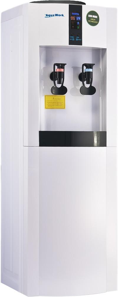 Кулер для воды Aqua Work 16-LD/EN-ST белый - 1