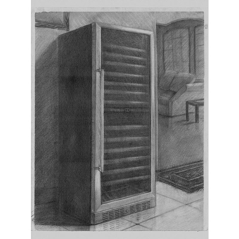 Винный шкаф Cold Vine C154-KBT2 - 9