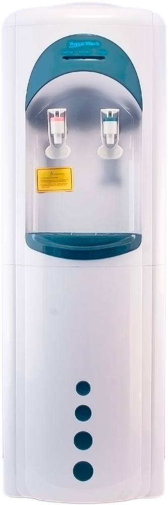 Кулер для воды Aqua Work 16-L/HLN(3L) белый - 4