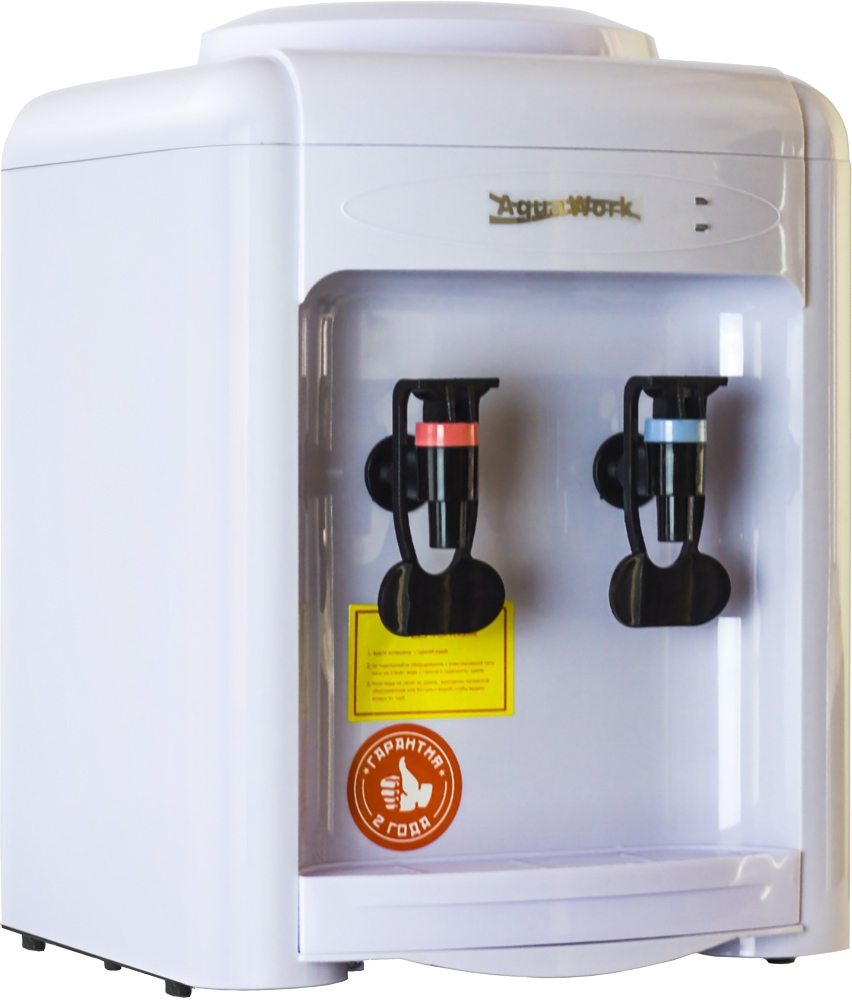 Кулер для воды Aqua Work 0.7-TD белый - 1