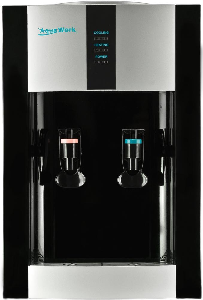 Кулер для воды Aqua Work 16-TD/EN черный - 2