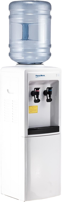 Кулер для воды Aqua Work 0.7-LD/B - 5