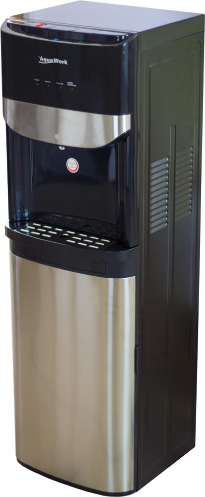 Кулер для воды Aqua Work R71-T черный - 3