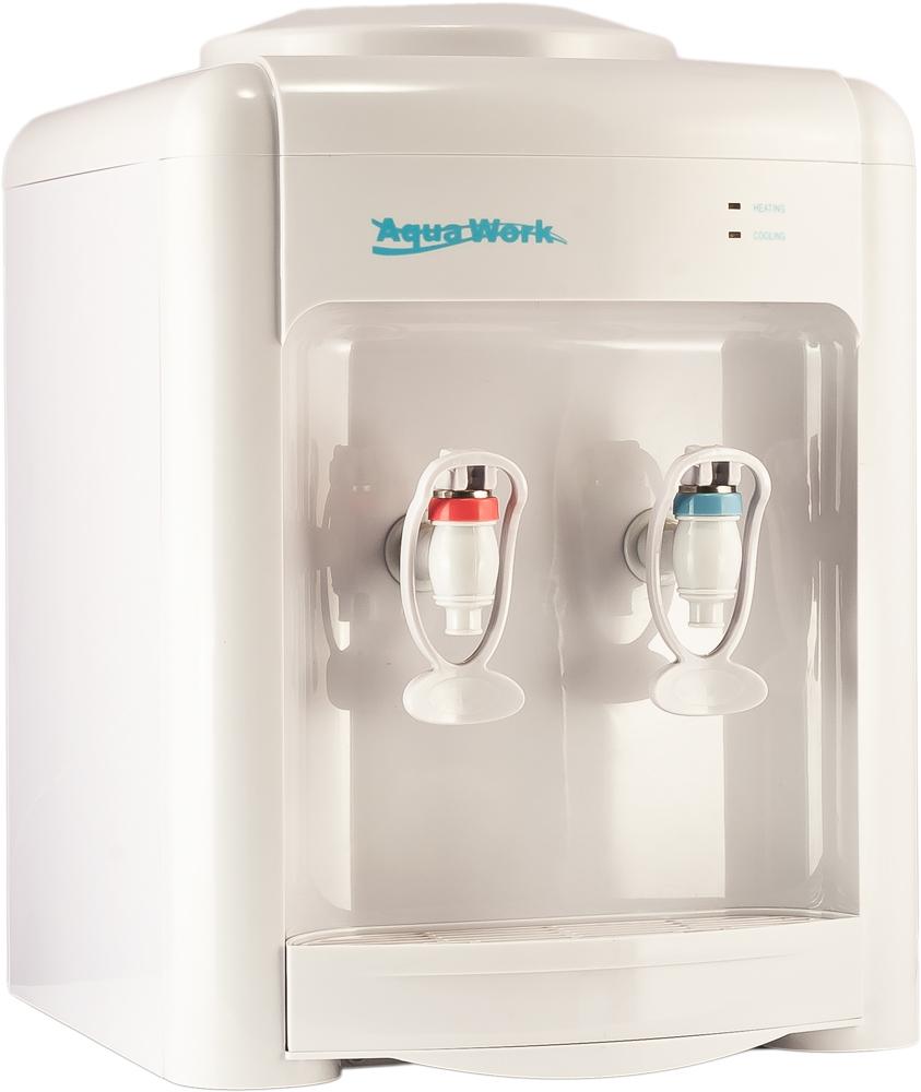 Кулер для воды Aqua Work 36-TDN белый - 1