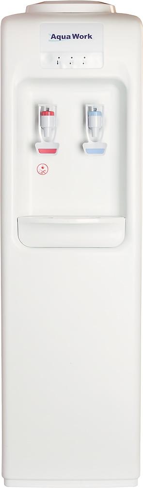Кулер для воды Aqua Work D828-S белый - 1