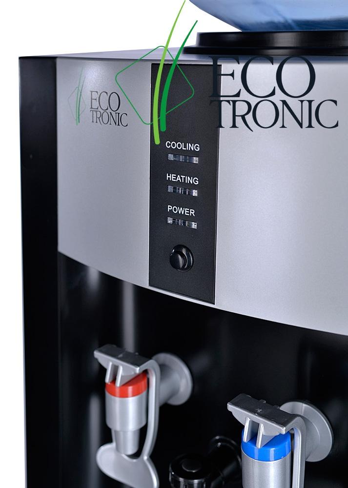 Кулер Ecotronic H1-L CARBO Black - 3