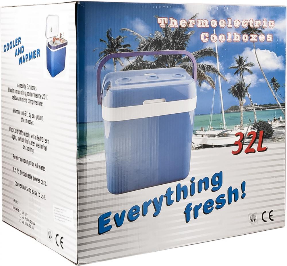 Автохолодильник Aqua Work YT-A-3200 - 8