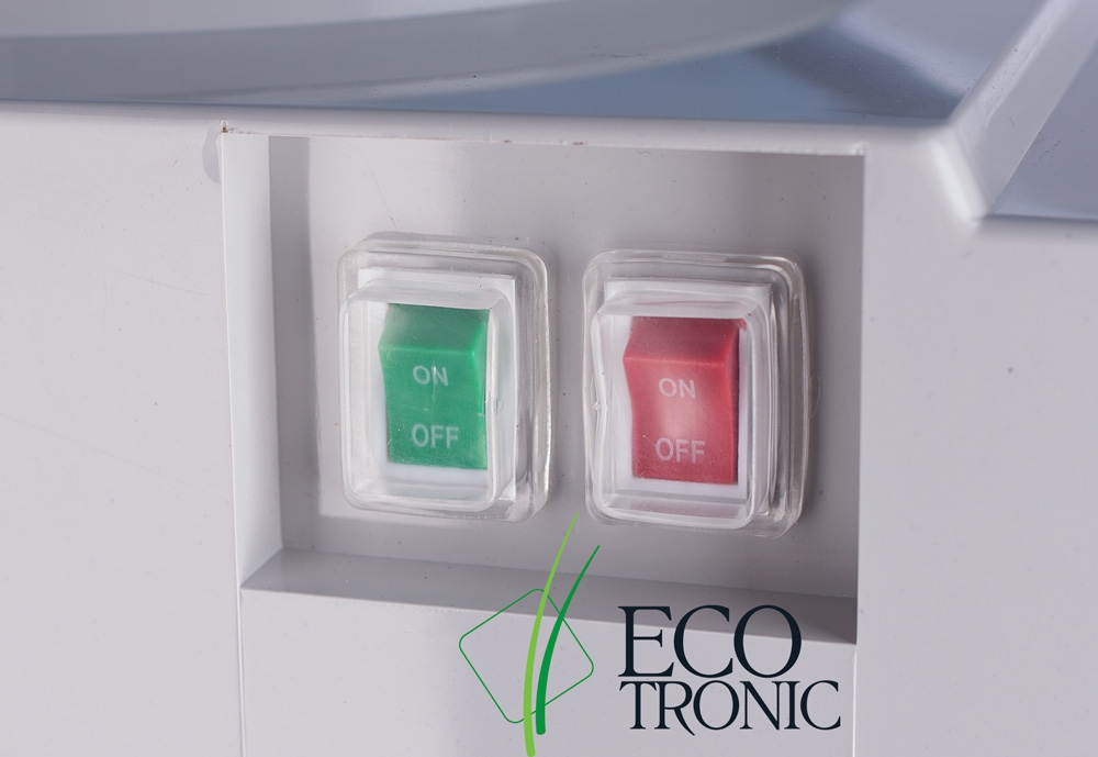 Ecotronic M21-LCE Red - 1