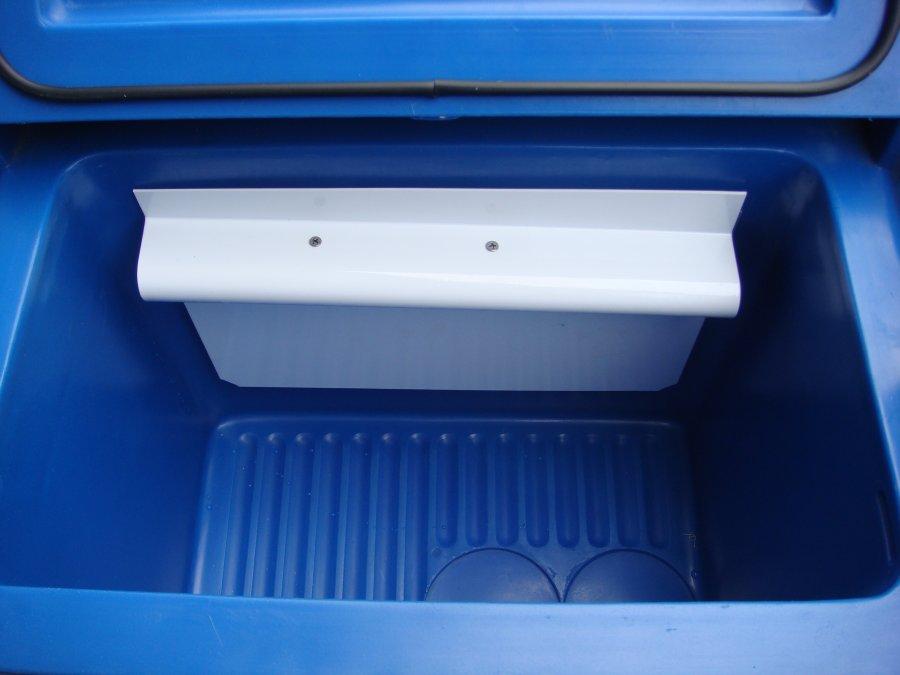 Автохолодильник абсорбционный Indel B XR-35 - 5