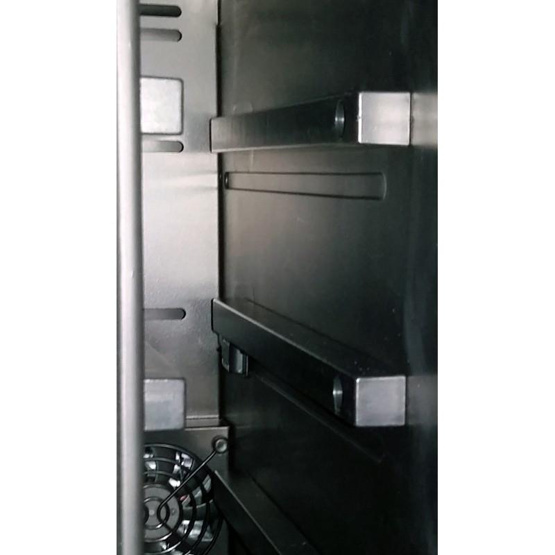 Винный шкаф Dunavox DX-7.20BK/DP - 1