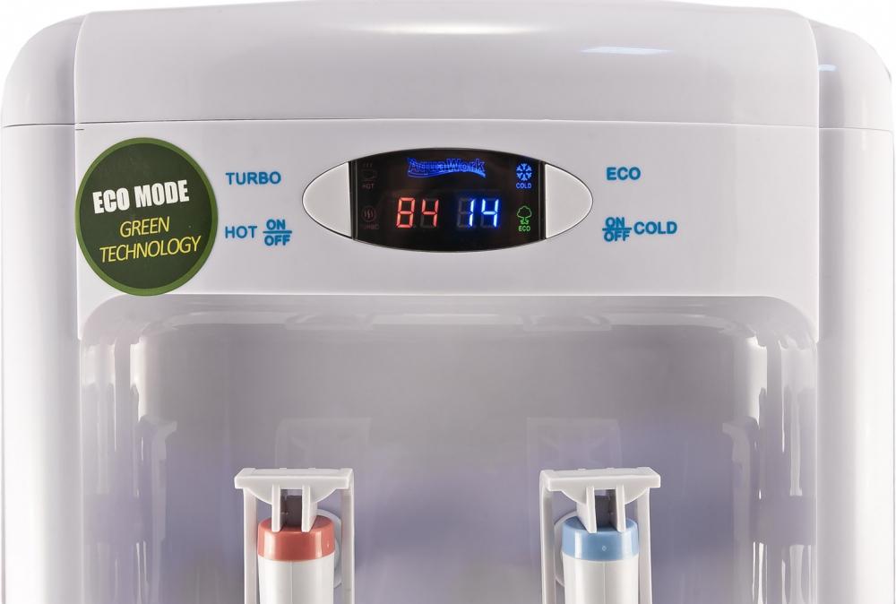 Кулер для воды Aqua Work 36-TDN-ST белый - 4
