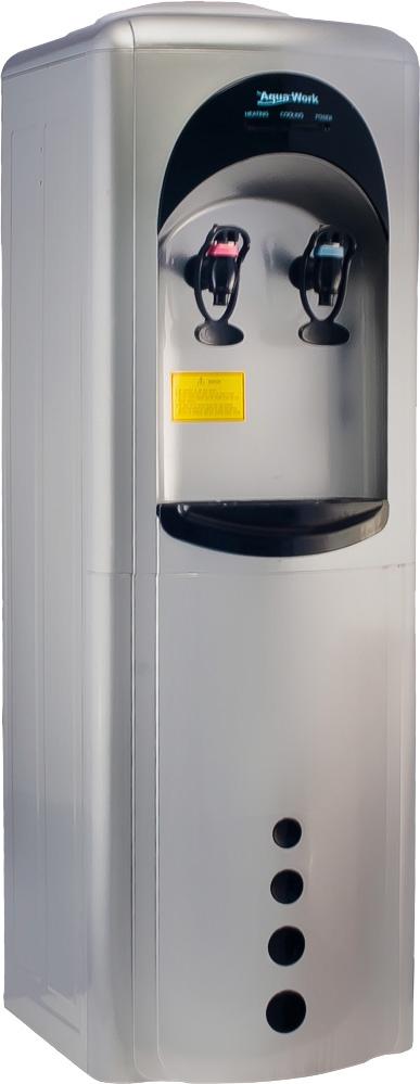 Кулер для воды Aqua Work 16-L/HLN серебро - 1