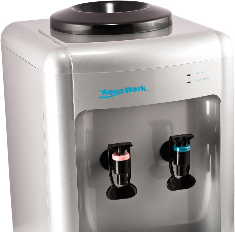 Кулер для воды Aqua Work 36-TDN серебро - 4