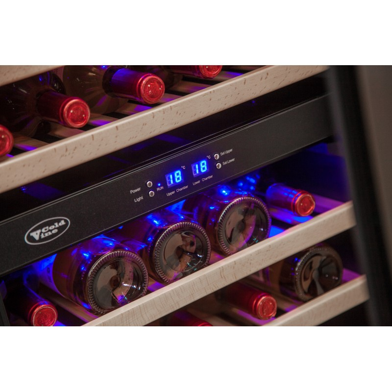Винный шкаф Cold Vine C34-KSF2 - 4