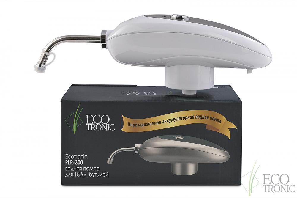 Помпа электрическая Ecotronic PLR-300 white - 1