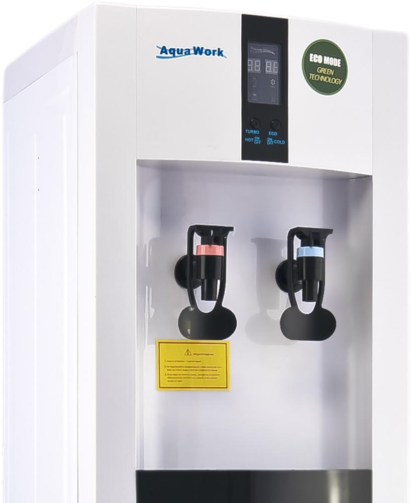 Кулер для воды Aqua Work 16-LD/EN-ST белый - 3