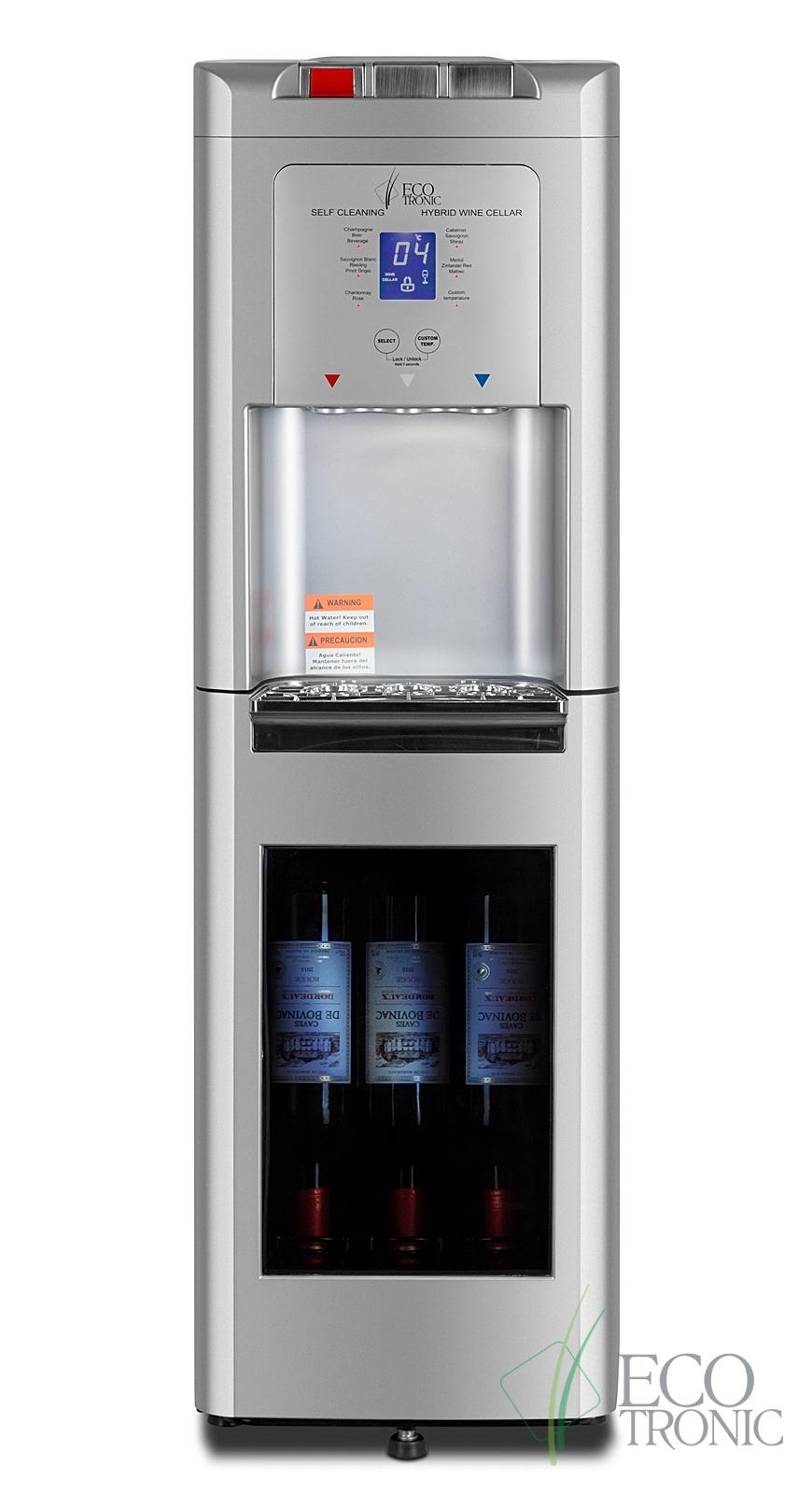 Ecotronic C15-LZ с винным шкафчиком - 4