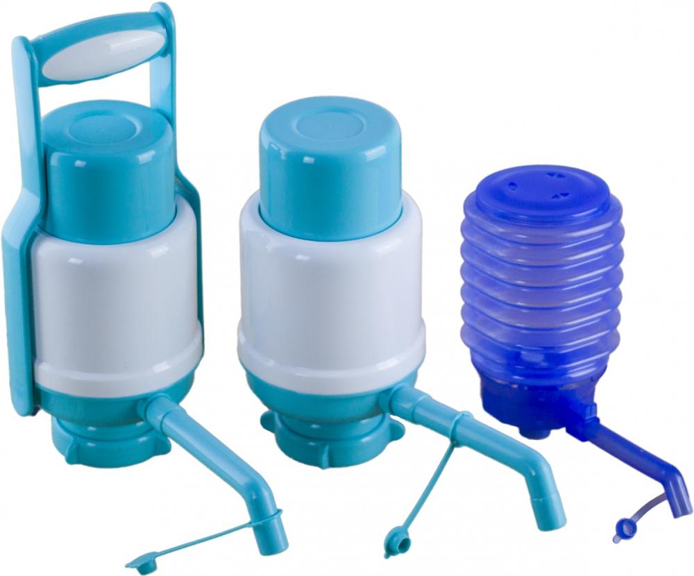 Помпа для воды Aqua Work Дельфин Эко синяя - 5