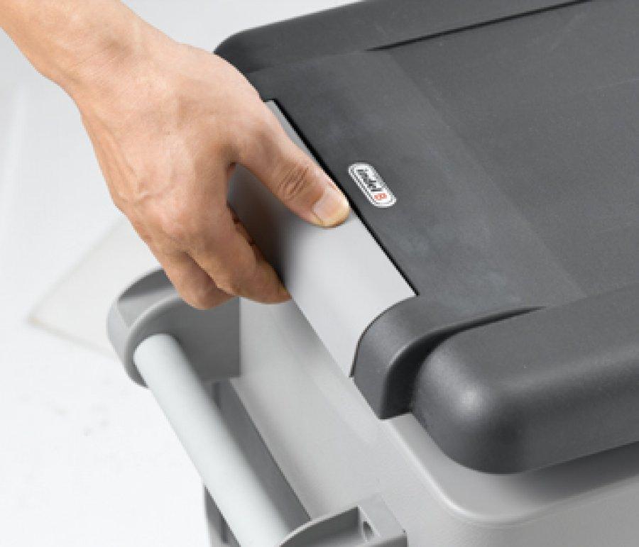 Автохолодильник компрессорный Indel B TB51A - 3