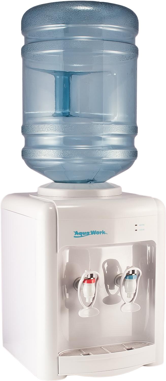 Кулер для воды Aqua Work 36-TKN белый - 6