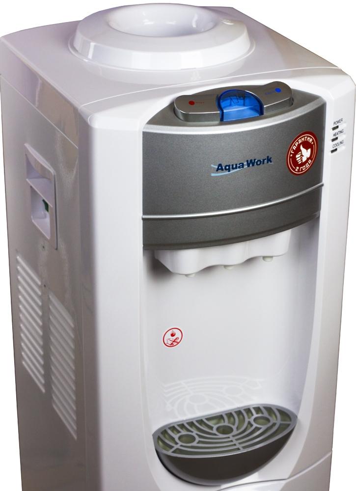 Кулер для воды Aqua Work D712-S-W - 6