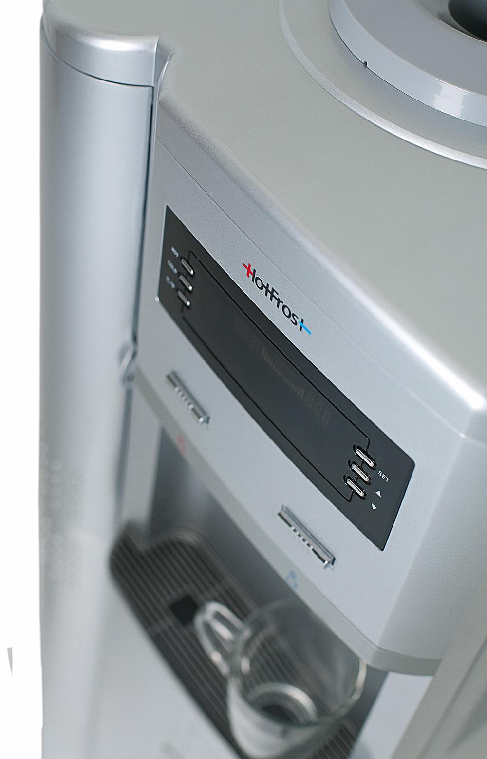 Кулер для воды с холодильником  HotFrost V205BST - 1