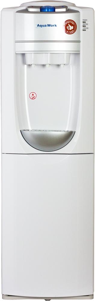 Кулер для воды Aqua Work D712-S-W - 2