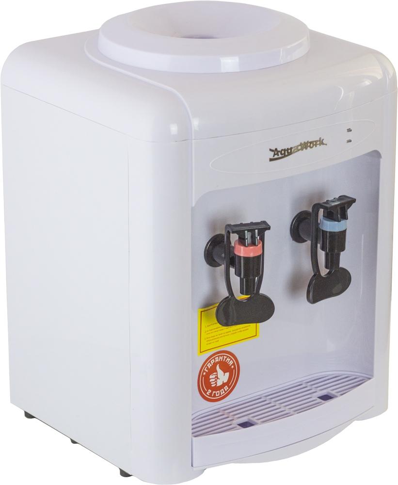 Кулер для воды Aqua Work 0.7-TD белый - 8