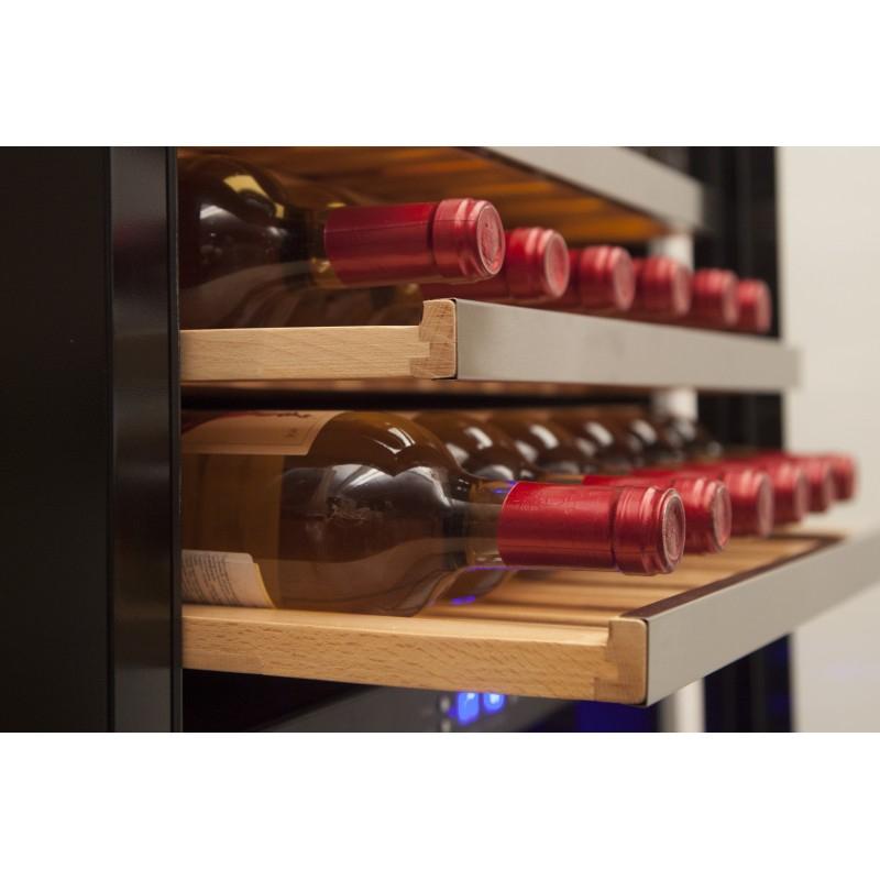 Винный шкаф Cold Vine C154-KBT2 - 4