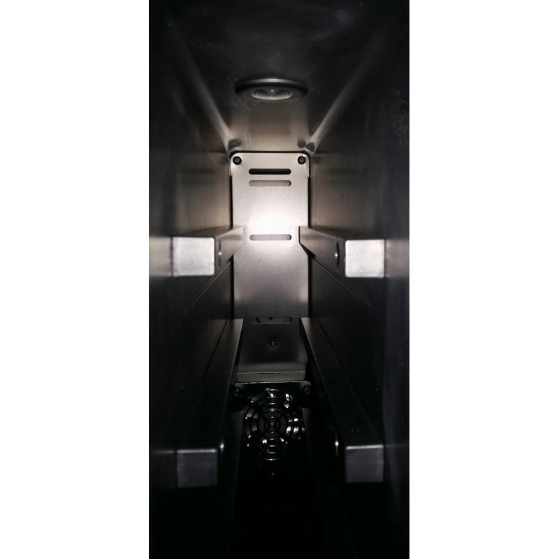 Винный шкаф Dunavox DX-7.20BK/DP - 2