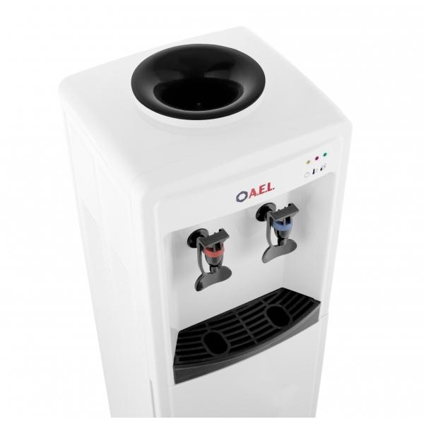 Напольный кулер для воды LD-AEL-718c white/black - 1