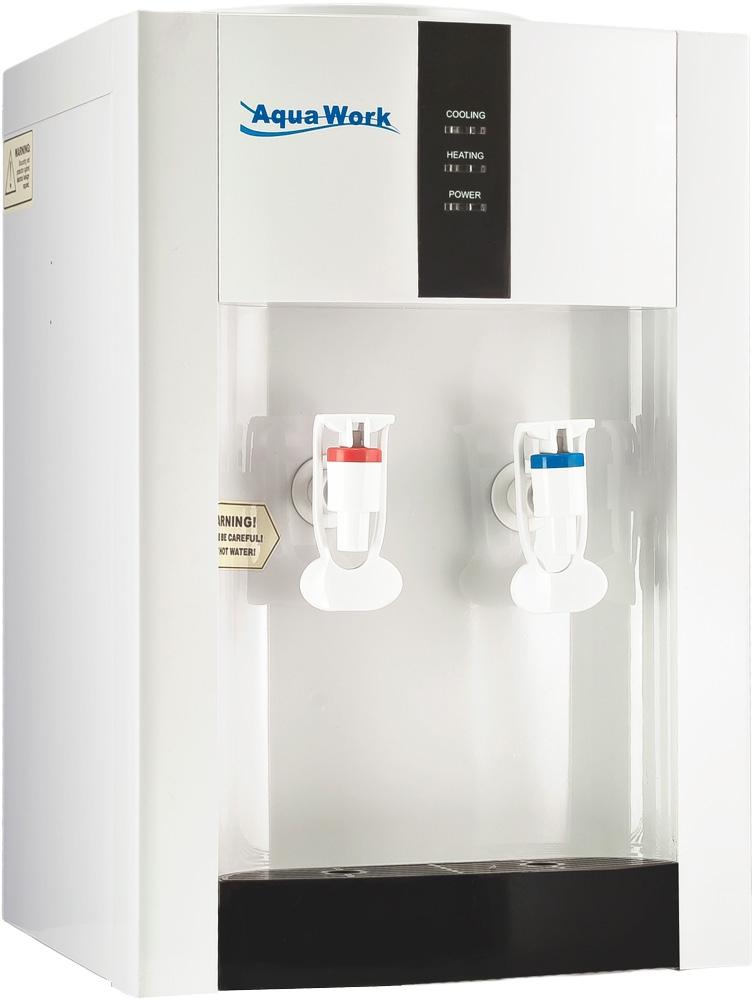 Кулер для воды Aqua Work 16-TD/EN белый - 1