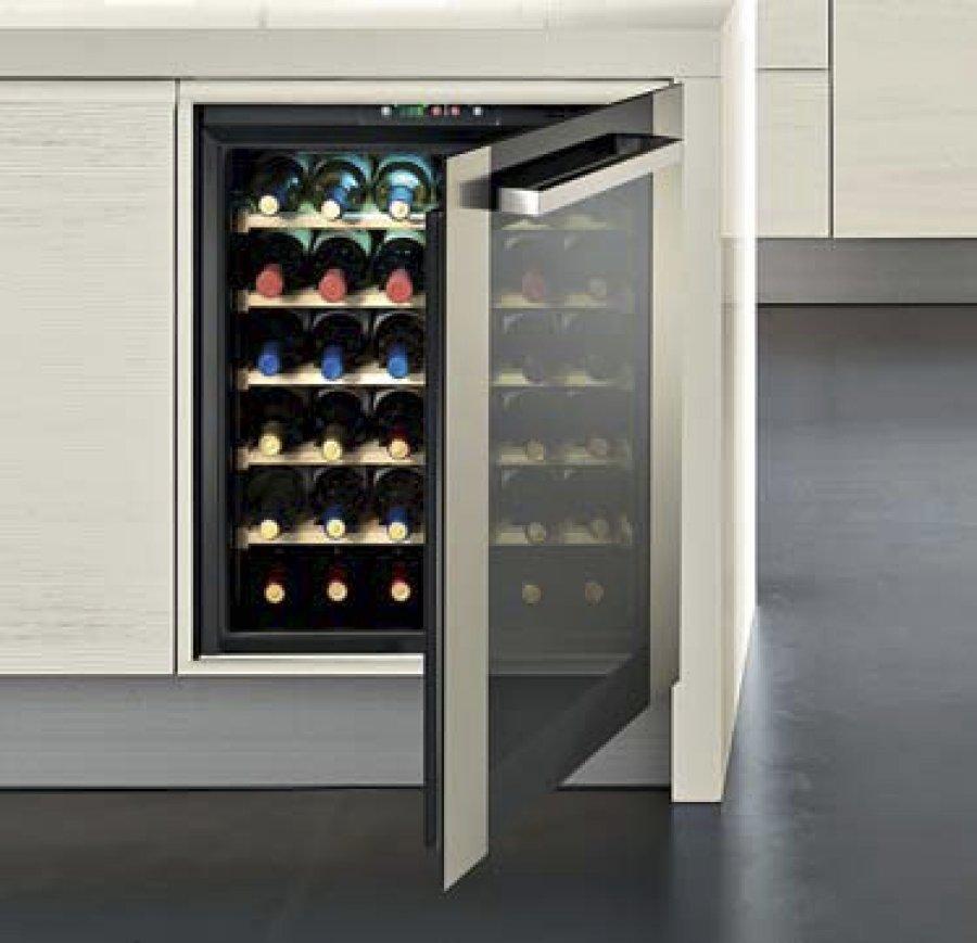 Винный шкаф Indel B BUILT-IN 36 HOME PLUS(две температурные зоны) - 2