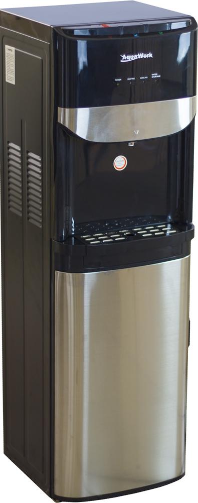 Кулер для воды Aqua Work R71-T черный - 6