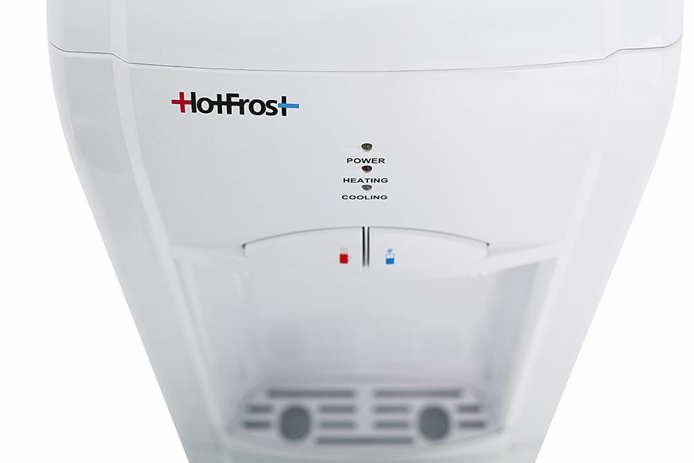 Кулеры для воды  напольные Hotfrost V802CE - 3