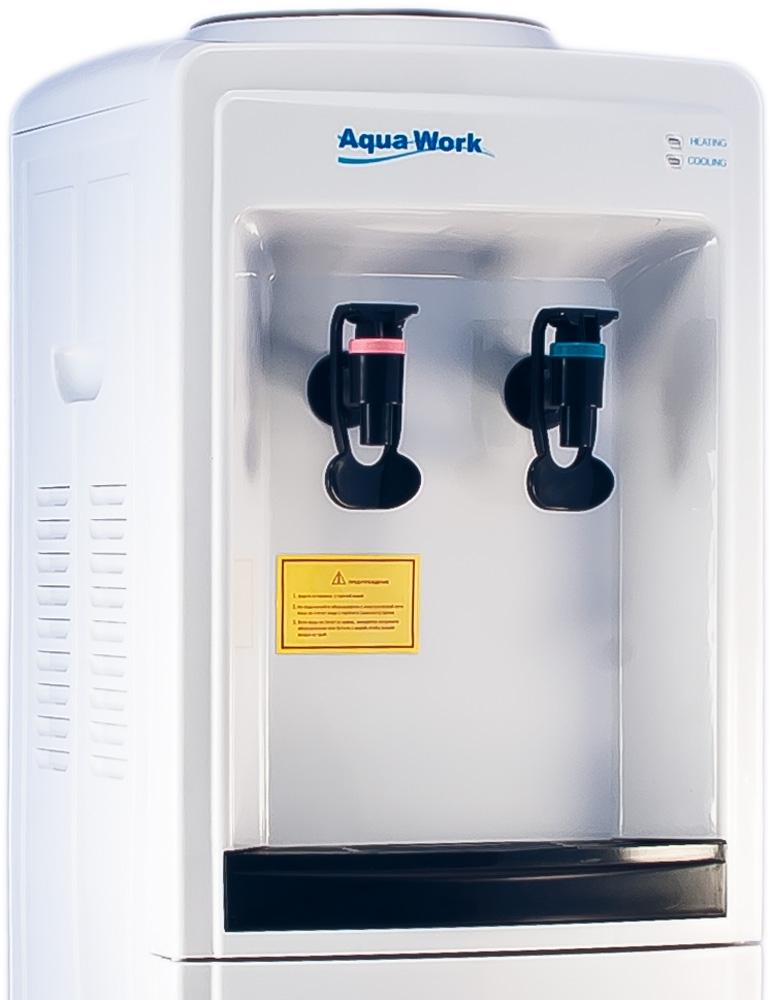 Кулер для воды Aqua Work 0.7-LD/B - 3